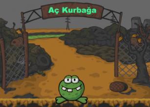 Aç Kurbağa Oyunu mobil