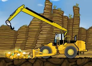 Altın Madenci Vinç Oyunu mobil