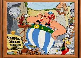 Asteriks Oburiks Puzzle