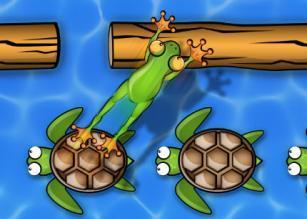 Zıplayan Kurbağa Oyunu mobil