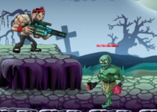 Zombi Komandosu Oyunu mobil